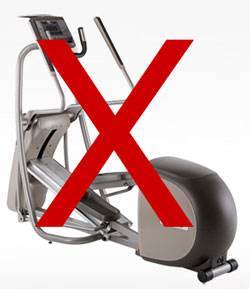 no-elliptical